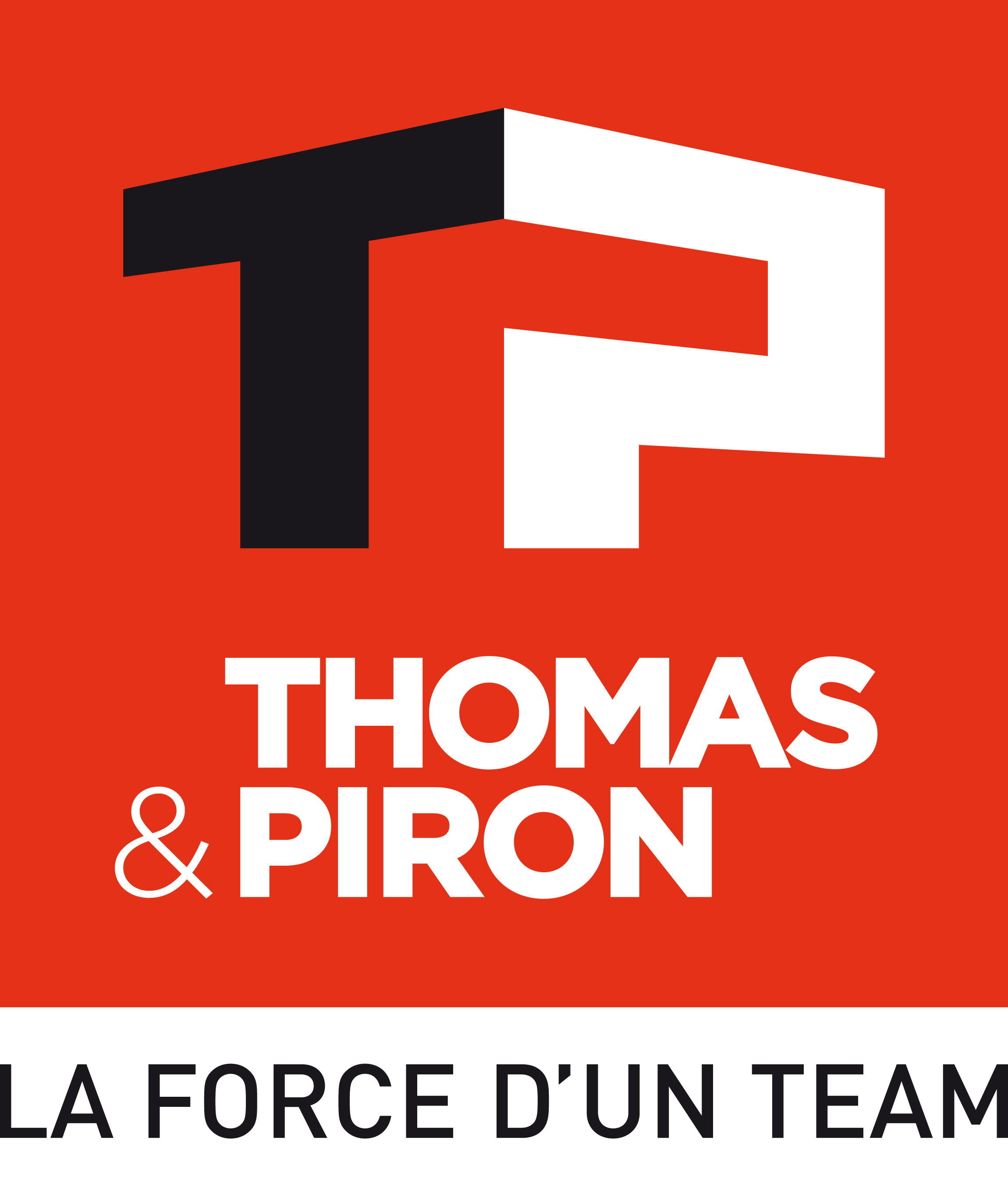 Logo TP - Force dun team